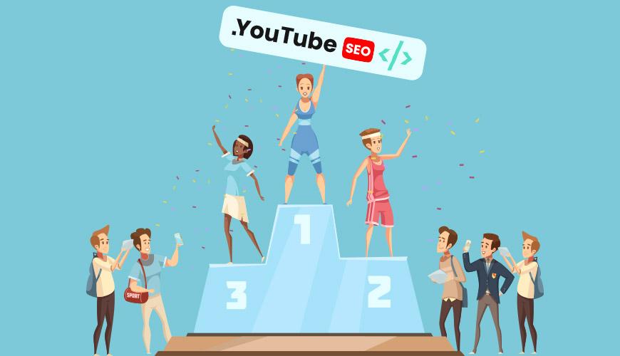 Jak být první na YouTube